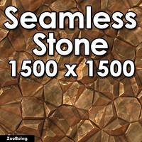 Stone 004 - Copper Rock