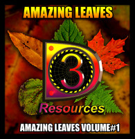 Amazing Leaves Vol1