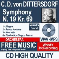 C.D. von DITTERSDORF - Symphony N. 19 Kr. 69
