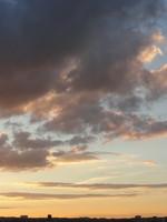 Sunset Sky 02 - stock photo