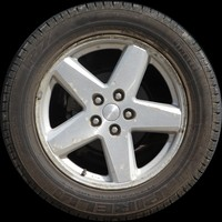 Jeep Compass truck wheel