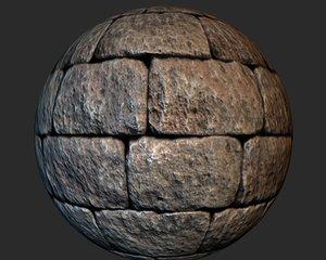 Stone Wall Material v2