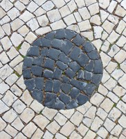 Mosaic Tile Sidewalk 15