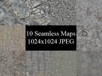 Stone & Concrete Texture Pack