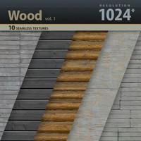Wooden Textures vol.1