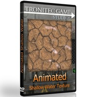 Animated Shallow Water Texture 4