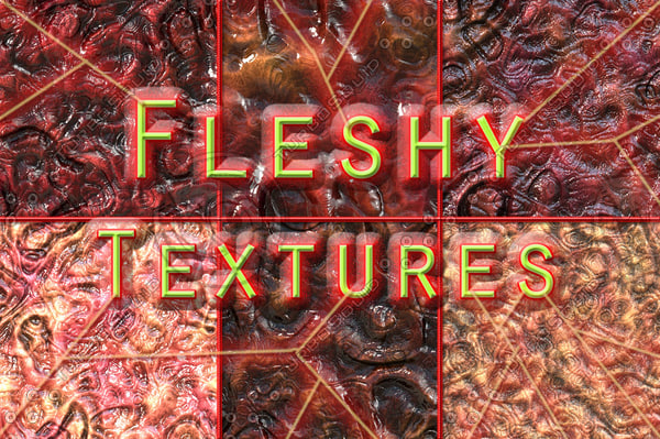 Texture Other Flesh Hell Dead