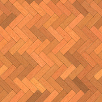 wood cherry harringbone
