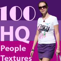 100 HQ people collection vol.2