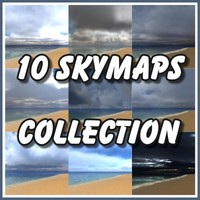 10 Skymaps Collection