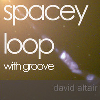 Spacey loop with groove  (space / sci-fi synthesizer)
