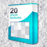 20 Snow Textures