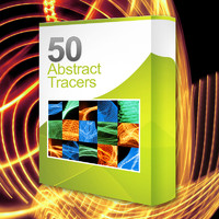 50 Abstract Light Tracers