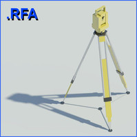 Revit total station