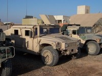 Humvee 2004