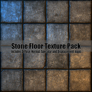 Stone Floor Texture pack