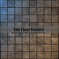 Tile Floor texture 01