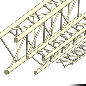 Truss Triangle 00216se