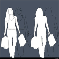 2D Person Female 00254se