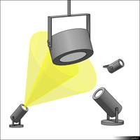Lamp Spot 00255se