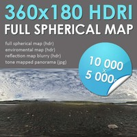 HDRI Spherical Map [P033a]