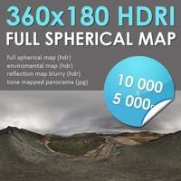 HDRI Spherical Map [P037a]