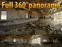 Legionary bar - 360° panorama