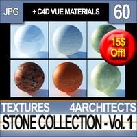 Stone Collection Vol. 1 - Textures & Materials