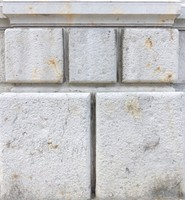 Block Stone Wall