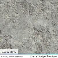 Concrete Cracked Free