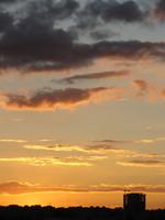 Sunset Sky 10 - stock photo
