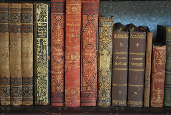 Texture Other book spine texture