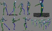 Dance MJ Pack