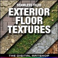 Exterior Floor Textures
