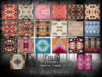 Falln Textures Kimono Fabric 5