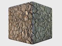 Seamless High-rez Old European Cobblestones with normals and specular
