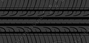 Tire tread tileable texture (tyre)
