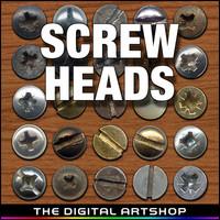 Screw Heads