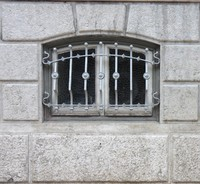 Stone Wall with Window 01