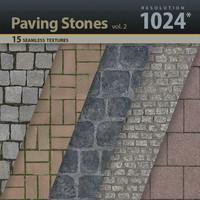 Paving Stones Textures vol.2