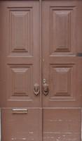 Wooden Double Door 02