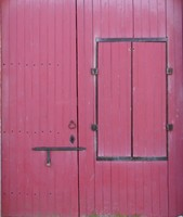 Wooden Door 03