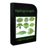 Plant leaf pack