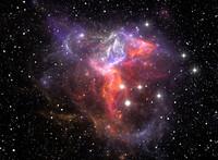 SN-0029 Space nebula
