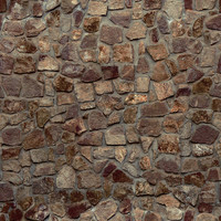 Stone wall texture 3