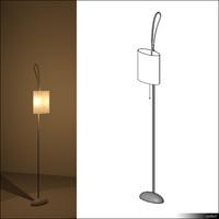Lamp Floor 00535se