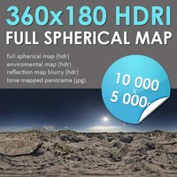 HDRI Spherical Map [P027a]