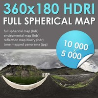 HDRI Spherical Map [P030a]