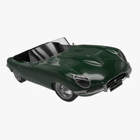 Jaguar E Type 1961