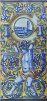 Decorated Tile 07